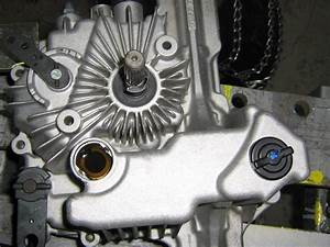 How To Do An Oil Change On A Tuff Torq K46 Transaxle