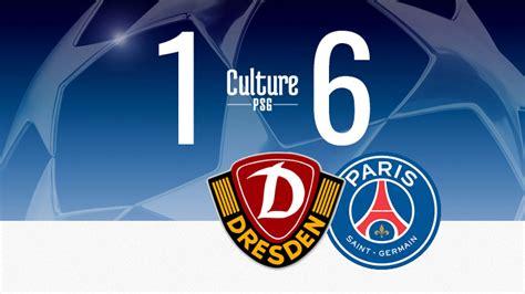 Match : Dynamo Dresde/PSG, le résumé vidéo | CulturePSG