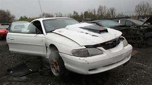 Junkyard Find: 1995 Ford Mustang GT - The Truth About Cars