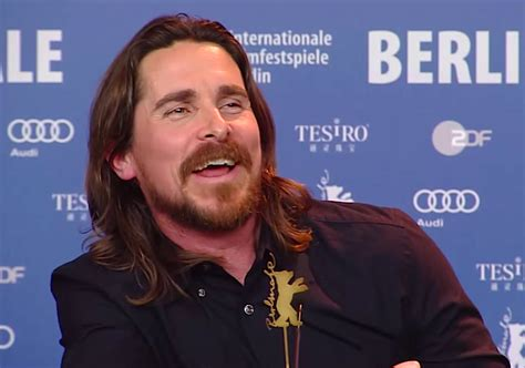 Berlin Christian Bale Was Given Script For Terrence