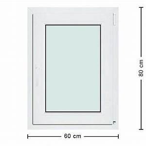 fenetre pvc 60x80 fenetre standard pas chere 1 battant With fenetre pvc dimension standard