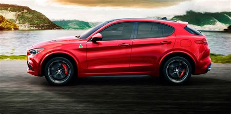 2019 Alfa Romeo Stelvia Coupe : 2019 Alfa Romeo Stelvio Redesign And Price