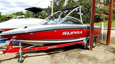 Used Supra Boats by Supra Boats For Sale 3 Boats