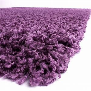 Teppich Läufer Lila : bettumrandung l ufer shaggy hochflor langflor teppich in lila l uferset 3tlg teppiche ~ Markanthonyermac.com Haus und Dekorationen
