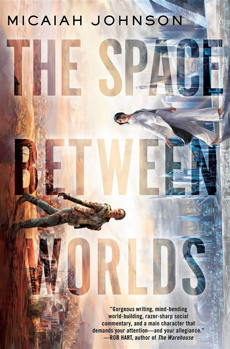 The Space Between Worlds (Audiobook) by Micaiah Johnson ...