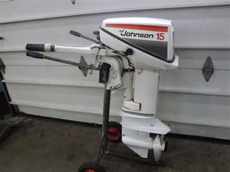 Used Boat Motors For Sale In Wisconsin by Johnson Boats For Sale In Wisconsin