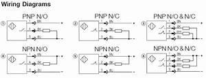 Balluff 17 5x17 3x28 5 Wire Block Sensors