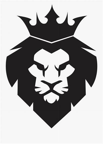 Lion Crown King Clipart Icon Clipartkey