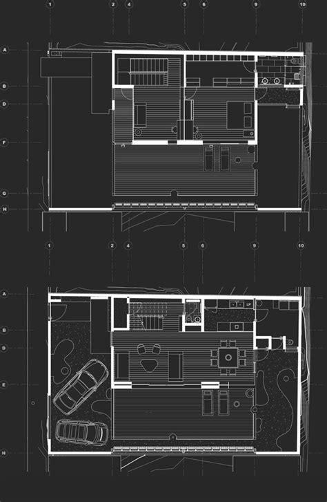 planos pequena casa dos pisos