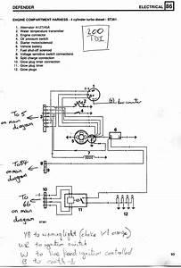 Glow Plug Relay Wiring - Defender Forum - Lr4x4