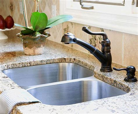 kitchen sink and faucet ideas free stainless steel undermount sink with the purchase of
