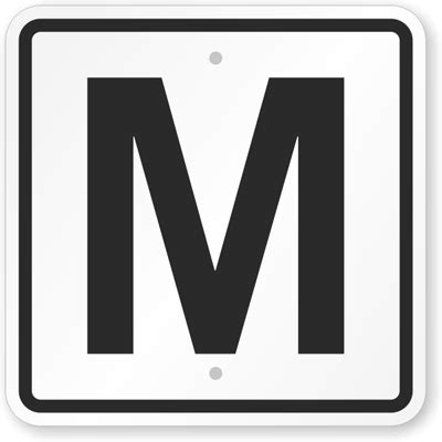 Letter M Parking Spot Sign , Sku K6292. Small Business Saturday Banners. Deaf Murals. Marine Life Decals. Free Hand Lettering. Face Mask Stickers. Clay Carving Murals. Lynx Logo. Logo Starbucks Logo