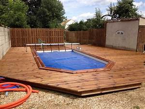 plage piscine essonne artibois91 With terrasse bois avec piscine 4 terrasses bois essonne artibois91