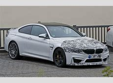 2018 BMW M4 Facelift CS Special Edition Spied, Shows