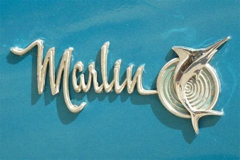 rambler car logo marlin rambler car emblem logo retro racing and design