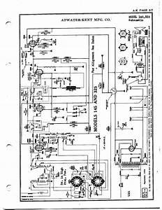 Atwater Kent 55 Wiring Diagram
