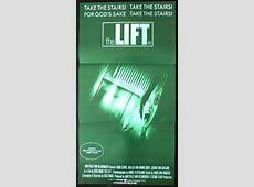 THE LIFT aka DE LIFT Australian daybill Movie poster Dick