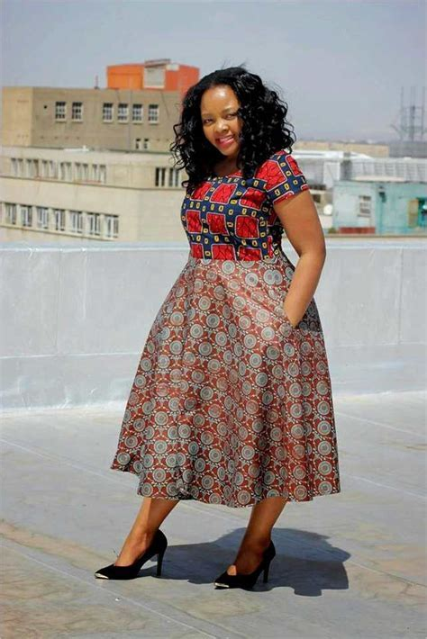 Bow African Traditional Dresses   Oscar Fashion Review