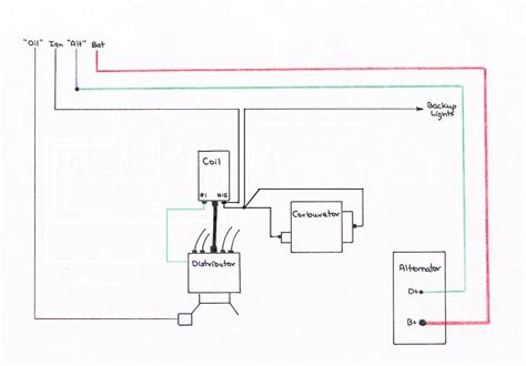 Ford Wiring Diagrams Free Download Car Diagram Volt