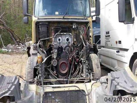 semi volvo truck parts volvo 780 2003 sleeper semi trucks