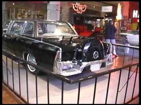 Jfk Limousine by Jfk Assassination Limo