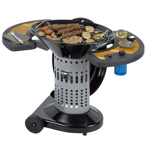 barbecue et plancha gaz cingaz zendart design