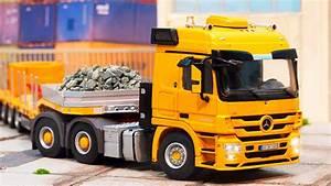Video De Camion De Chantier : les camions constructeurs camion benne grue tractopelle dessins anim s pour enfants youtube ~ Medecine-chirurgie-esthetiques.com Avis de Voitures