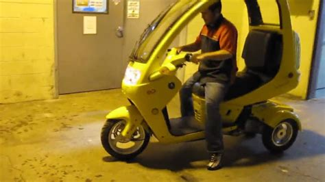 automoto scooter youtube