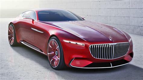 Mercedes-maybach Coupe Concept (2016)