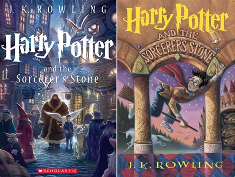 New 'harry Potter' Book Covers Unveiled
