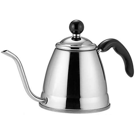 pour kettle coffee gooseneck kettles control amazon