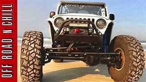 1 Ton 2006 Jeep Wrangler TJ 4x4 Off Road Build YouTube