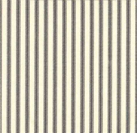 country ticking stripe brindle gray 75 x 84 inch