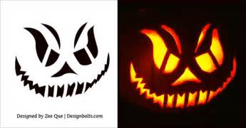 Spiderman Pumpkin Carving Designs by 10 Free Scary Halloween Pumpkin Carving Stencils Patterns