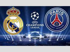 Real Madrid 3 x 1 PSG 14022018 UEFA Champions League