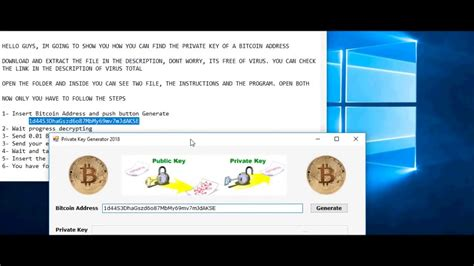 Such a wallet has been generated for you in your web browser and is displayed above. How To Find Public Key Of Bitcoin Address | How To Get Bitcoin Cash Out Of Mycelium