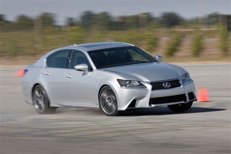 lexus gs  sport awd review