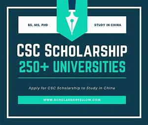 Mbbs Degree Certificate Chinese Scholarships