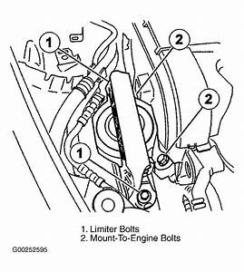 2004 Volvo S40 Serpentine Belt Routing And Timing Belt