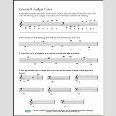 Free Printable Music Worksheets  Opus Music Worksheets  Music Theory Worksheets  Music Theory