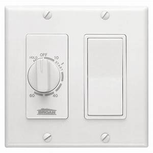 Bathroom Fan Timer With Light Switch