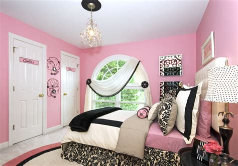 Ideas For A Perfect Teenage Girl's Bedroom