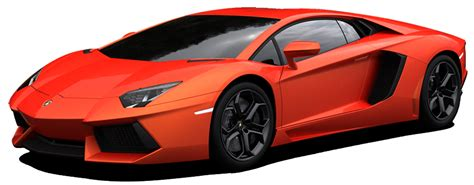 lamborghini clipart vector pencil   color