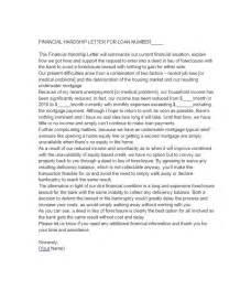 Sample Mortgage Hardship Letter Templates