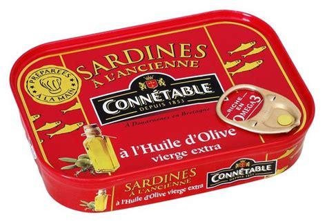 Le à L Huile Ancienne by Notre Classement Des Sardines 224 L Huile D Olive Monoprix