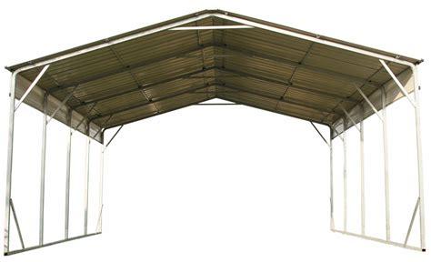 New Gable Roof Carport 6.2 X 6 X 3.7m Car Shelter Boat