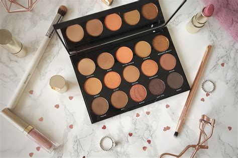 morphe  day slayer review  swatches beingchloe