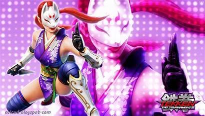 Tekken Kunimitsu Tag Tournament Anime Fist Deviantart