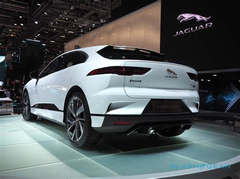 2019 Jaguar Ipace Us Price Undercuts Model X Slashgear