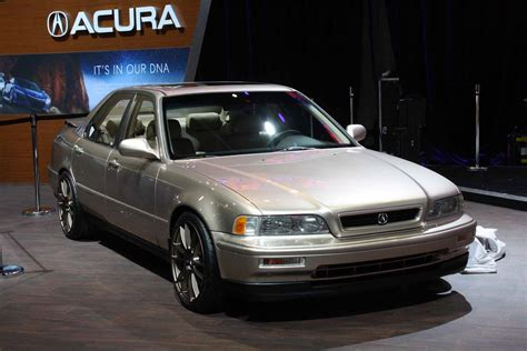 Acura Legend Tire Size by Acura Ilx Nsx Featured At 2015 Sema Show